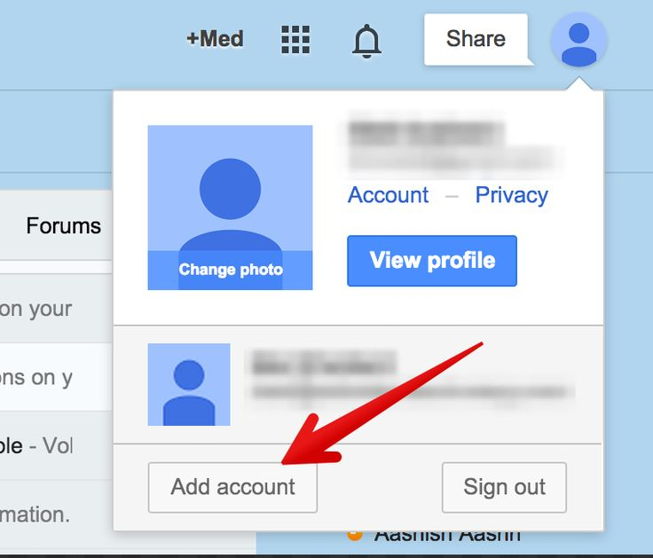 how to join two gmail accounts