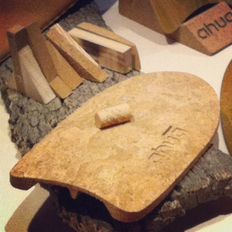 The cork handplane