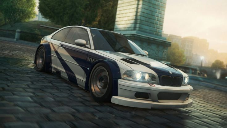 Need for Speed's Mostwanted car in history. Alive since 2005. BMW M3 GT-R.