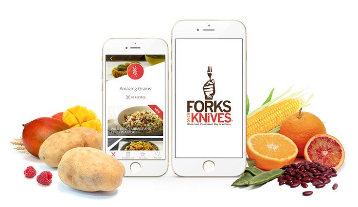Win an iPhone 6 packed with Forks Over Knives goodies!