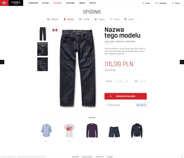 228a0a03a7447db053e7913376b4d111 12 Examples of Minimal & Clean E Commerce Design