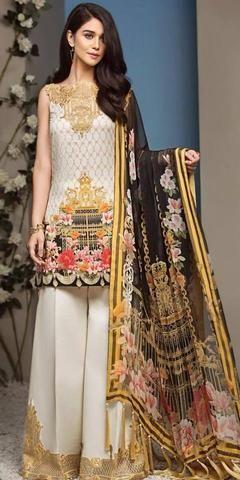 012d0492e2 Anaya Lawn Suit, Ladies Suits Online, Replica Designer Dresses ...