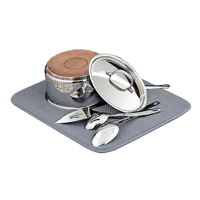 The Original Dish Drying Mat Dish Drying Mat Dishes Dish Towels