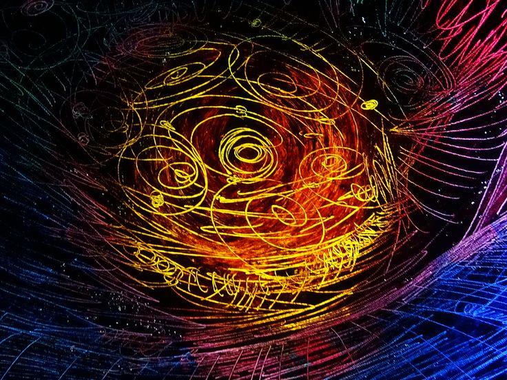 """Detalle """"Cosmos"""""""