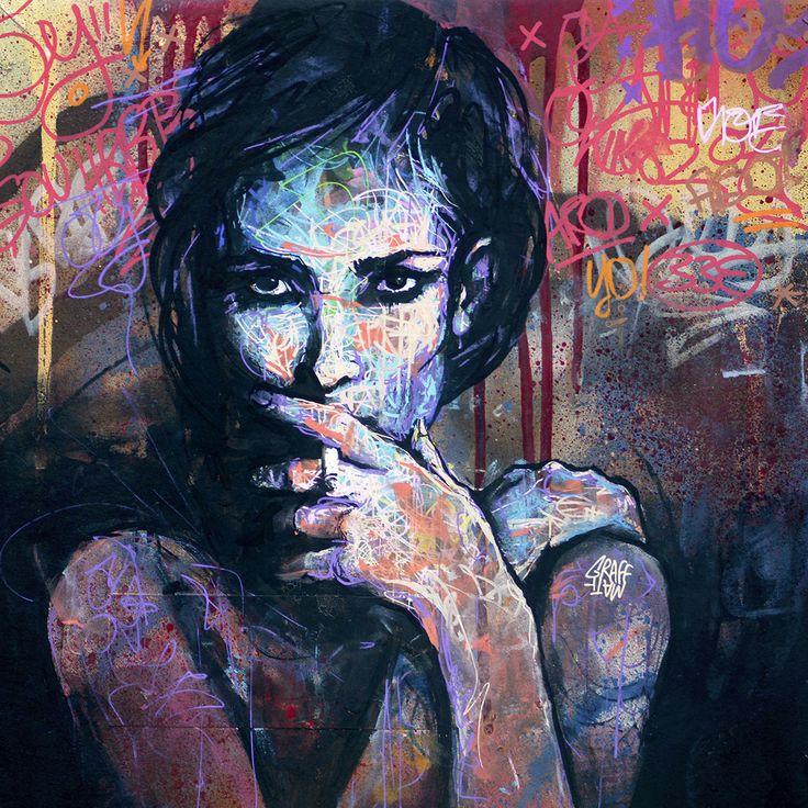 """FIRE ALARM"" by GRAFFMATT"