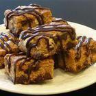Peanut Butter Blondies recipe - Allrecipes.co.uk