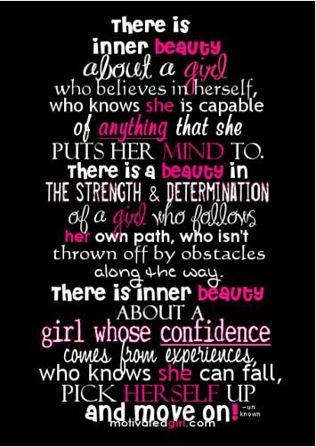 Quotes About Self Love And Strength : ... .: Sayings, Girls, Life, Inspiration, Quotes, Thought, Inner Beauty
