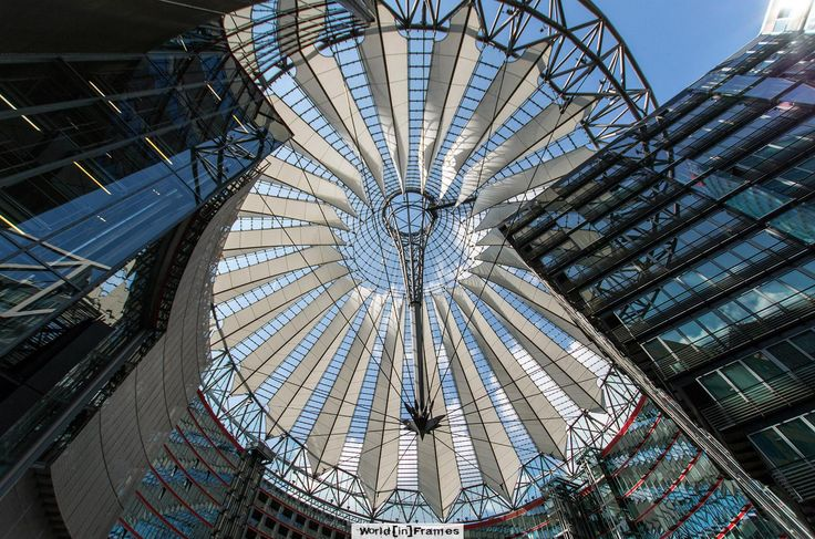 Sony Center Berlin, Germany