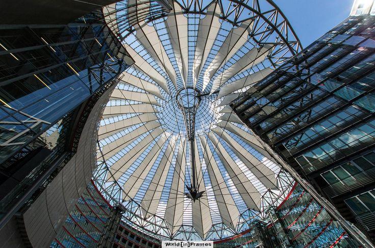 Sony Center Berlin, Germany