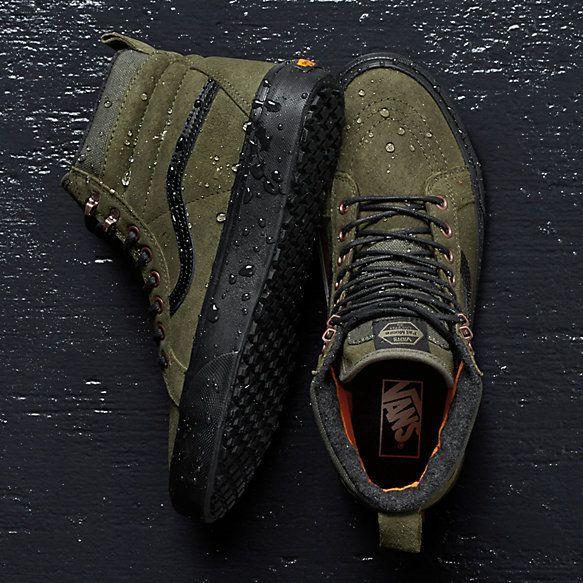 SK8-Hi MTE   Shop At Vans   Mens vans shoes, Sneakers men fashion ...