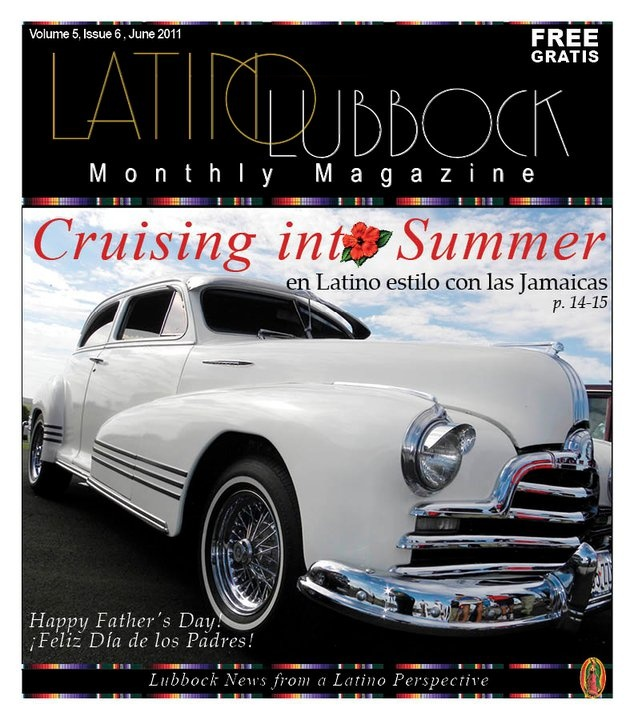 17 best images about latino lubbock magazine monthly for Classic motor cars lubbock