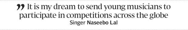 Naseebo Lal to set up music academy - The Express Tribune