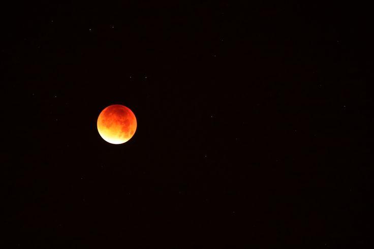 Eclipse totale de Lune - 28 Sept. 2015
