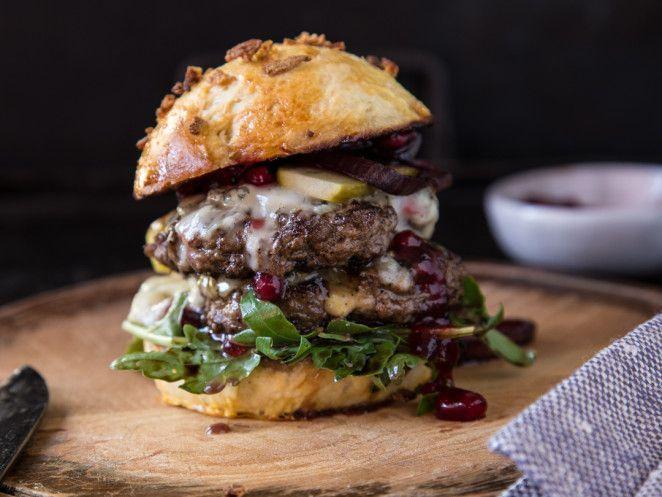 Gorgonzola Burger