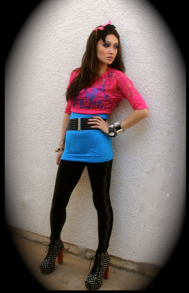 80's FTW!!!: 80 S Parties, 80S Party Outfits, Fashion 80S, 80S Night, Blue Skirts, 80 S Ftw, 80S Style, 80S Ftw, 80S Parties Outfits