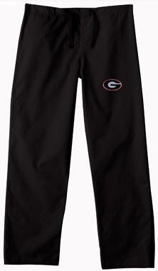 17 Best Images About University Of Georgia Bulldogs Scrubs