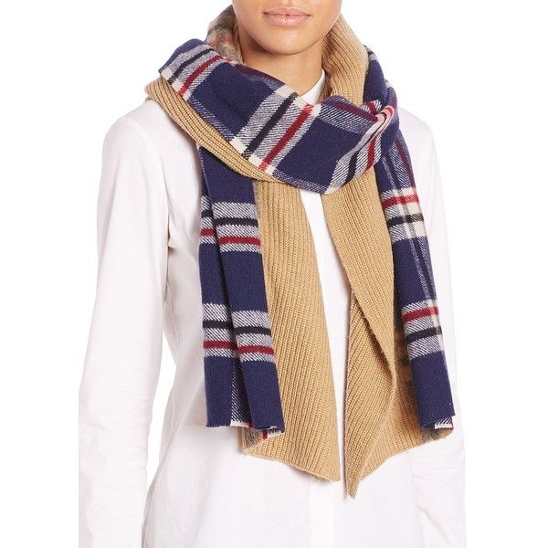 Standard form classic plaid cashmere amp wool blanket scarf 225