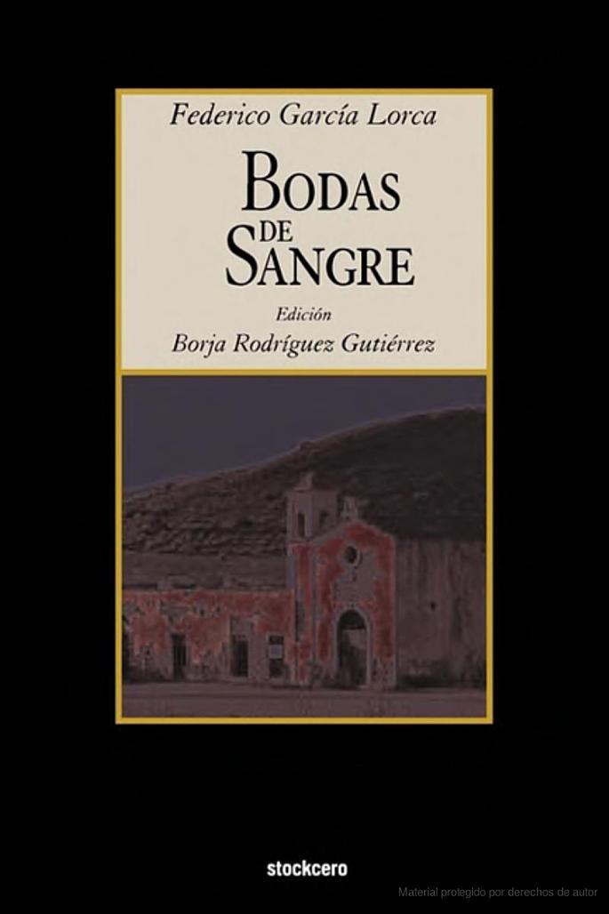 Bodas de Sangre - Federico García Lorca - Google Libros