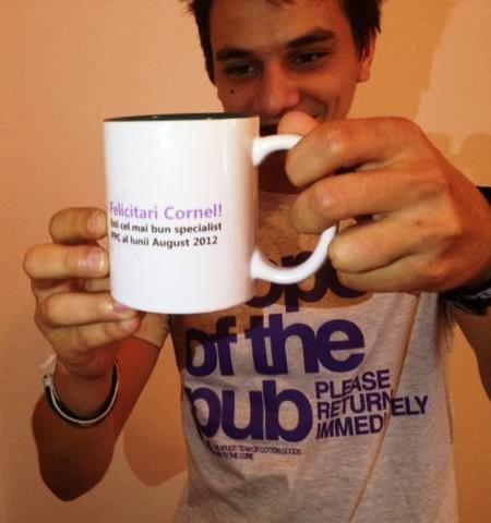 Cornel Coman ne povesteste despre prima lui experienta cu AdWords-ul http://smeu.ro/3-luni-2-saptamani-si-4-zile-de-pay-per-click-marketing.html#