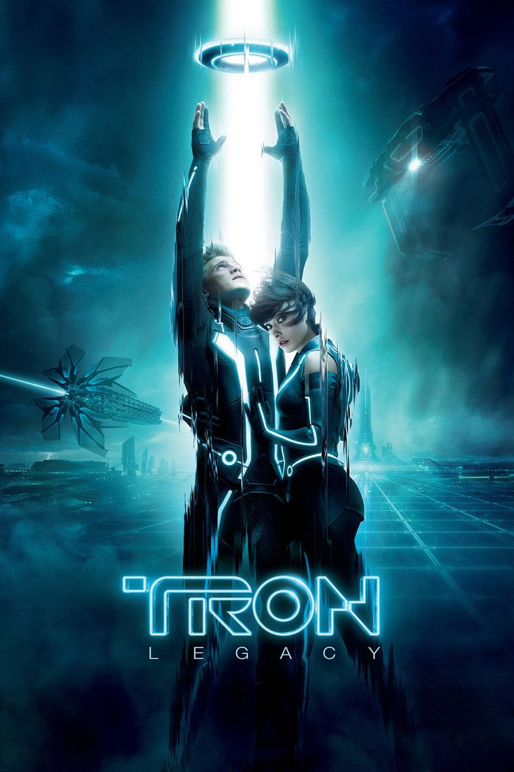 Why I watch Tron:Legacy: 1) Olivia Wilde, 2) it's a feature-length Daft Punk music video.