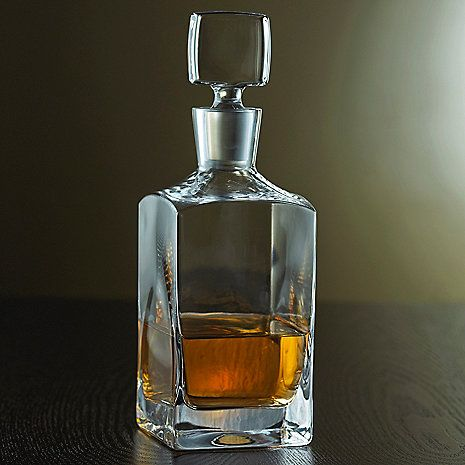 Metropolitan Whiskey Decanter at Wine Enthusiast - $69.95