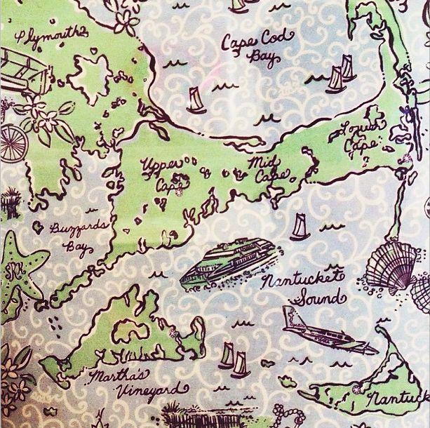 25+ Best Ideas About Cape Cod Map On Pinterest