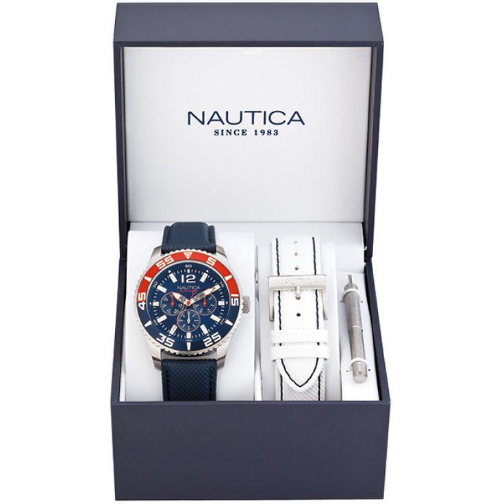 Nautica - Ceas Nautica A14669G - Albastru