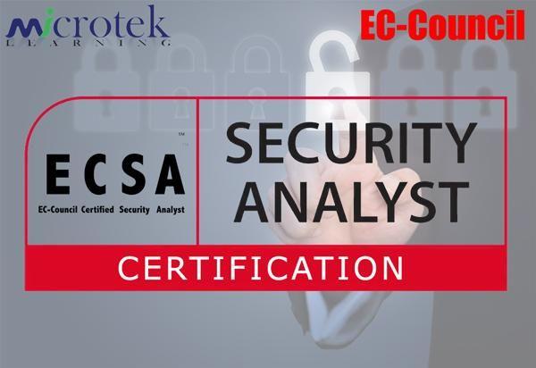 security ecsa certification consultant ec training analyst