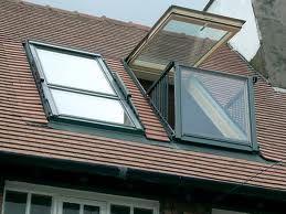 velux roof lights - 'balcony' | Egress window, Roof light ...