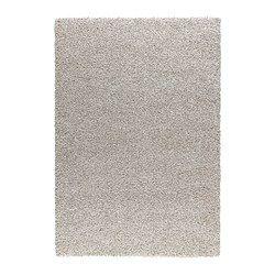 ALHEDE tappeto, pelo lungo, bianco sporco Lunghezza: 195 cm Larghezza: 133 cm Densità di superficie: 3550 g/m²