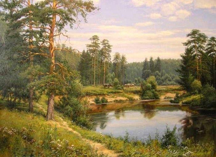 картины художника Игорь Прищепа-15