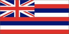 Hawaii State Flag - About the Hawaii Flag, its adoption and history from NETSTATE.COM