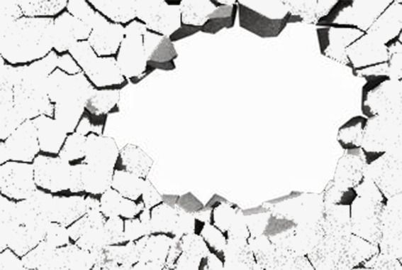Broken Wall Material Png And Clipart Break Wall Wall Background Images