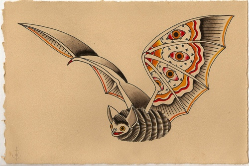 by Kyler Martz (would be a gorgeous tattoo!)