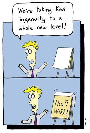 Cartoons By Jim