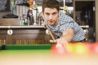 How to Fix the Imperfections in a Pool Table Slate