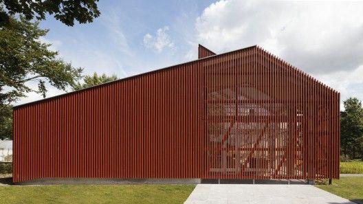 Proyecto Roble / Équipe Voor Architectuur En Urbanisme