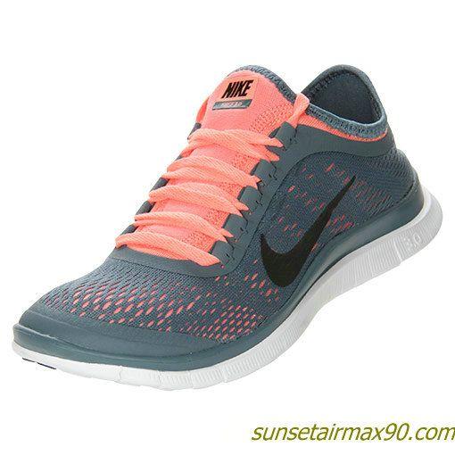 Womens Nike Free   Running Shoes Armory Slate Armory Navy