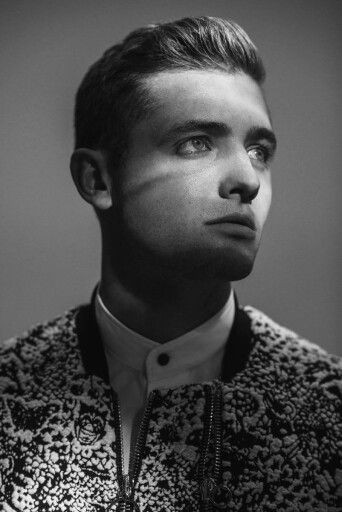 Delightful Robbie Rogers Paul Smith S/S 14