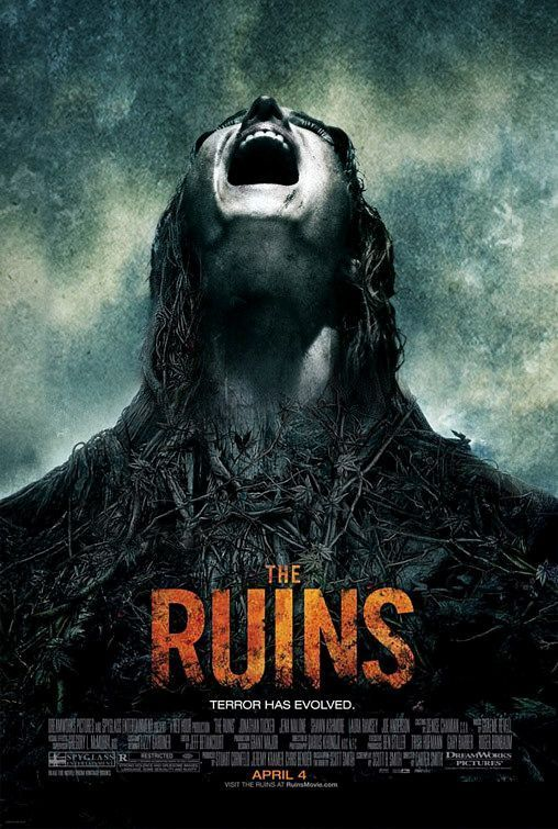 #TheRuins [] http://www.imdb.com/title/tt0963794/?ref_=nv_sr_1 [] [2008] [] http://www.boxofficemojo.com/movies/?id=ruins.htm [] http://www.boxoffice.com/statistics/movies/the-ruins-2008?q=the%20ruins []
