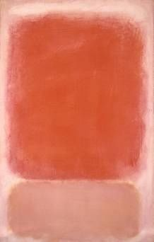 Mark Rothko- had plenty of studying dedicated to him in college
