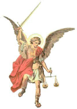 Saint Michel Archange, priez pour nous, défendez-nous, protégez-nous!