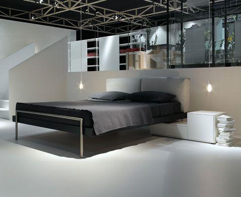 porro shin bed - #porro #interieurdesign #interieur #wonen #interieurinspiratie #design #interiordesign #bed www.noctum.nl