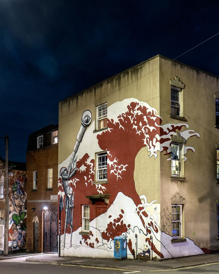 Hillgrove Street, Stokes Croft | 30 Jaw-Dropping Pieces Of Bristol Street Art