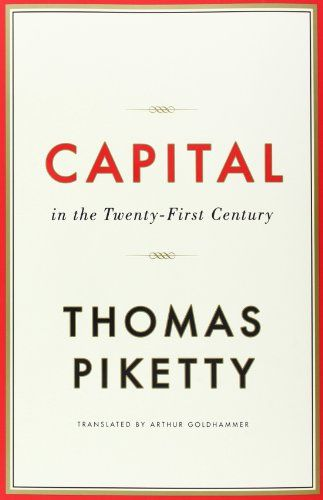 Thomas Piketty analyzes a unique collection of data from twenty countries, ranging as far back as the eighteenth century, to uncover key economic and social patterns.