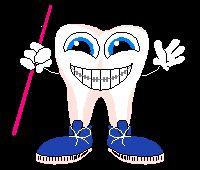 Resultado de imagen para imagenes de dientes animados gif