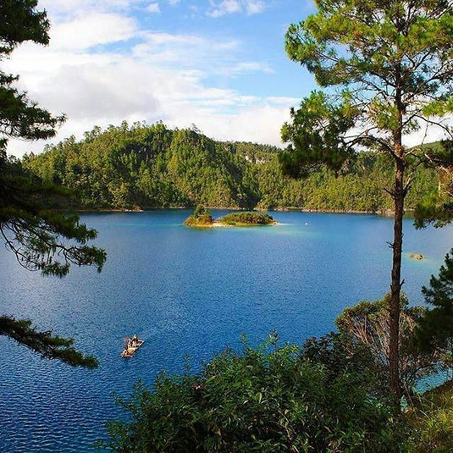 Descubre las hermosas Lagunas de Montebello en Chiapas Mxico Turismohellip