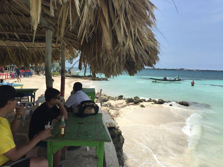 Playa Isla Múcura