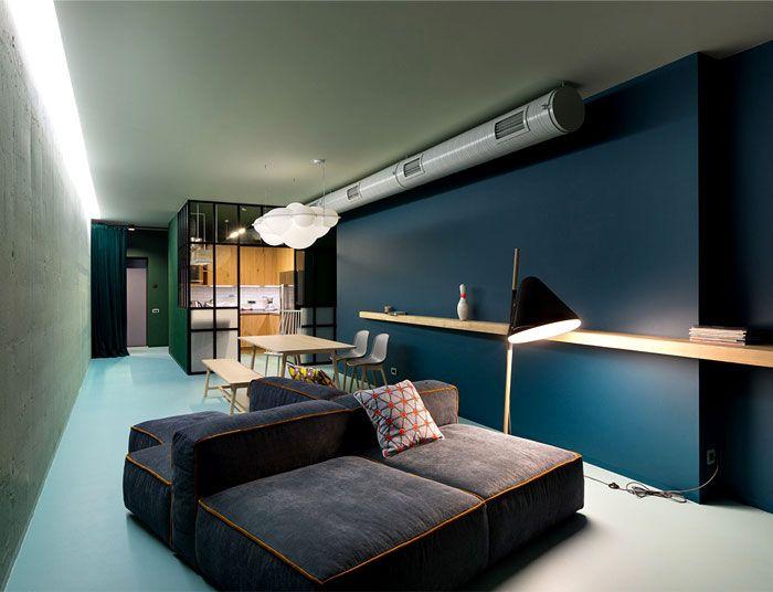 Les 14 meilleures images propos de appartement design for Decorer un appartement