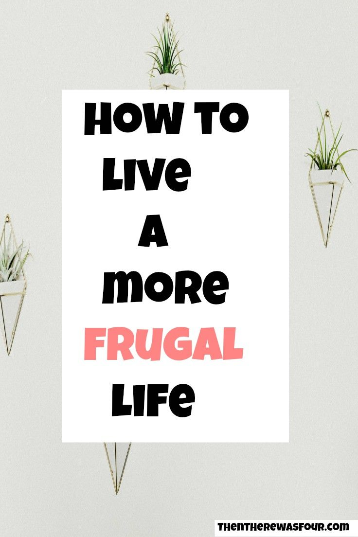 frugal living- It seems no matter how much you make it's never enough. Learning a few frugal tricks will help make things easier.  Thentherewasfour.com   frugal living  Saving money  finances 